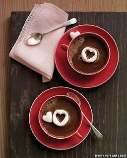 dia dos namorados - chocolate quente - Martha Stewarth