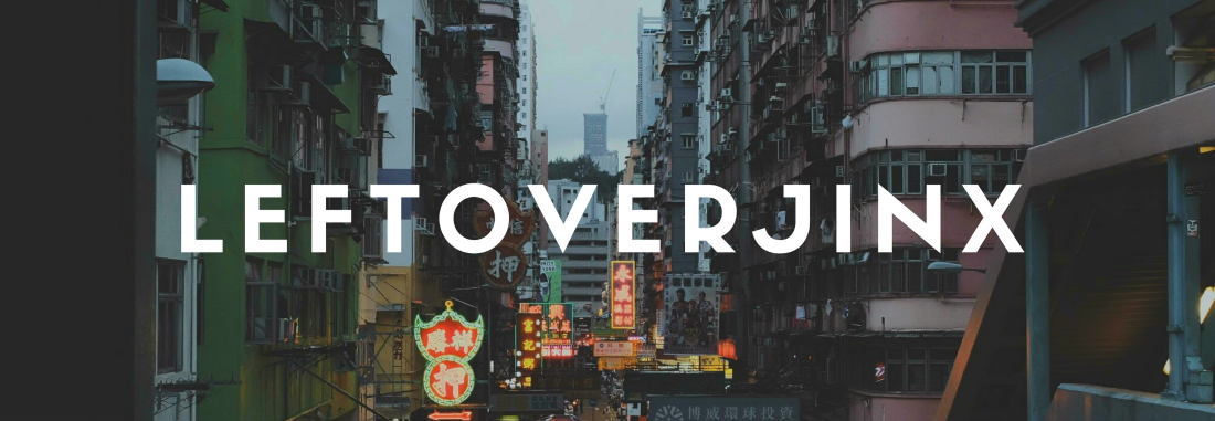LEFTOVERJINX   grub, travels + perspectives