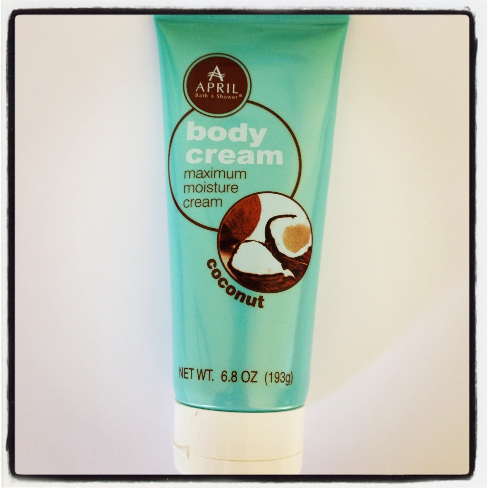 April Bath And Shower samantha chic: fresh finds: april bath & shower body cream coconut