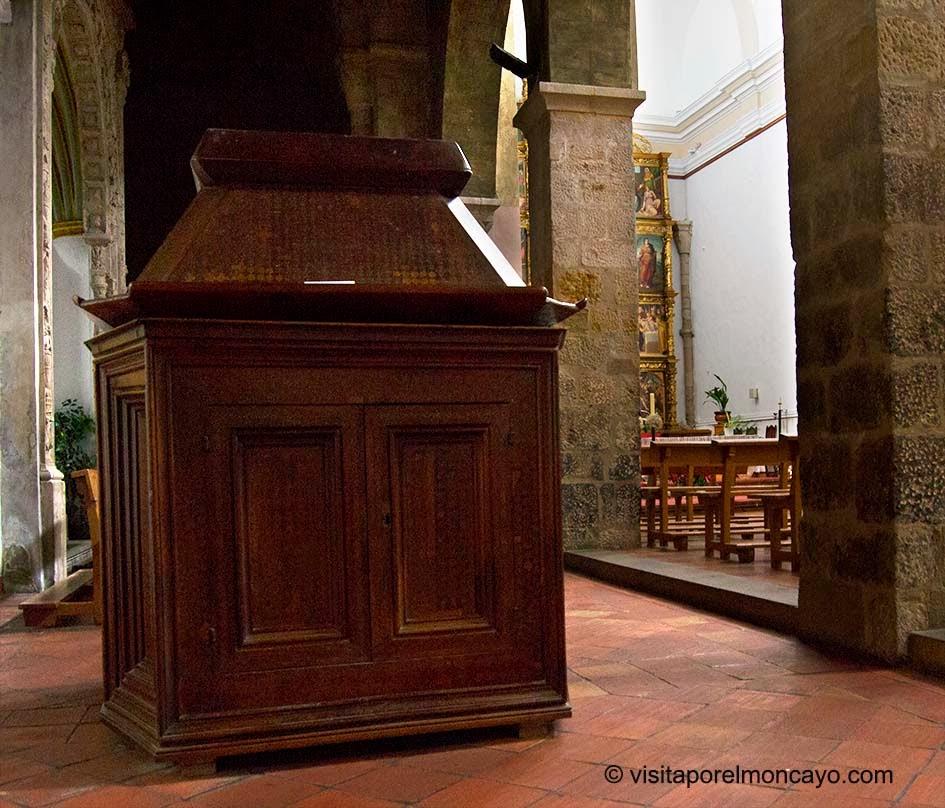Iglesia Santa María Magdalena Tarazona Facistol