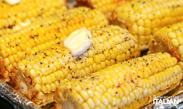 http://www.theslowroasteditalian.com/2014/04/the-best-ever-oven-roasted-corn-recipe.html
