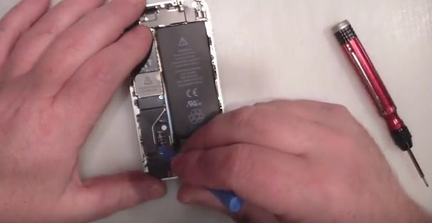 How To Fix An Iphone 4 Screen
