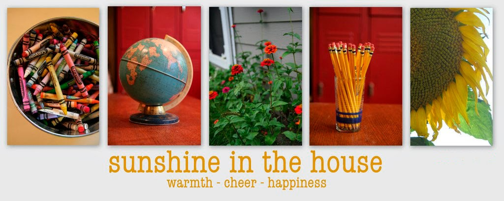 Sunshine in the House