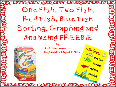 Mrs seymour 39 s super stars for One fish two fish printable