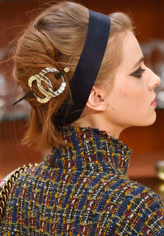 Cabello Chanel Otoño 2015