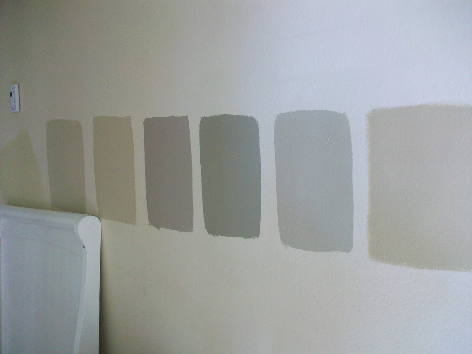 Neutral Tan Paint Color