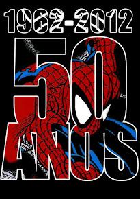 50 Anos de Homem Aranha