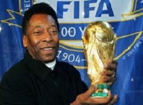 Edson Arantes do Nascimento mejor conocido como Pelé.
