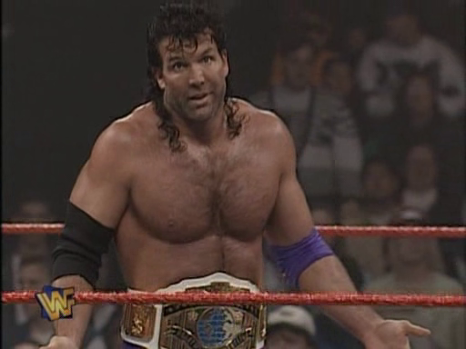 WWF / WWE - In Your House 4 - Great White North - Razor Ramon defeated Dean Douglas for the Intercontinental Championship
