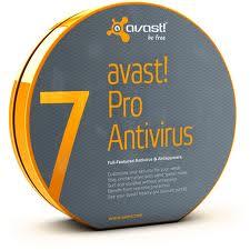 Avast Pro Antivirus 2013 Keys