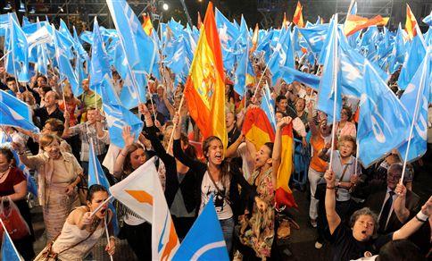 Espanha: PP vence eleições municipais espanholas e PSOE tem pior resultado de sempre