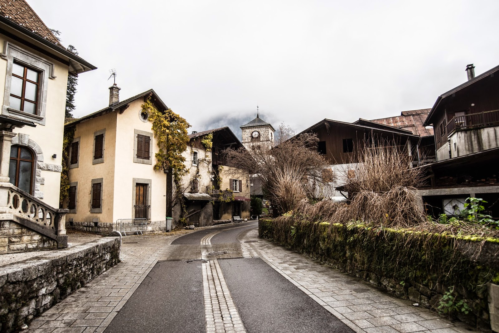 Travel blog - the French Alps