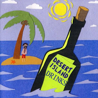 The Institute for Alcoholic Experimentation: Desert Island Drinks