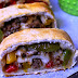 Sweet Onion & Sausage Stromboli Recipe