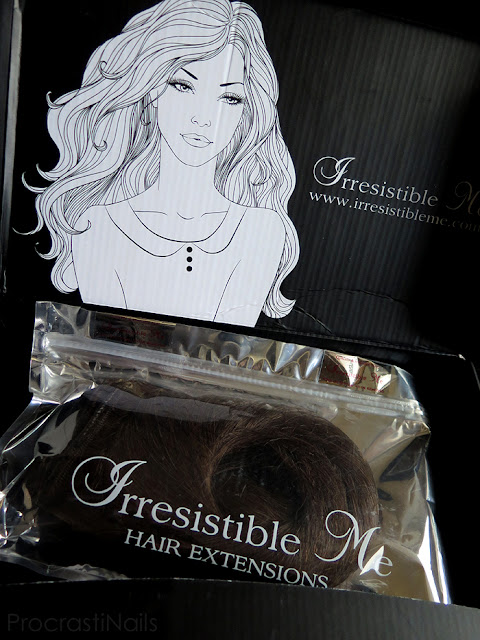 Irresistible Me Royal Remy Medium Brown Clip-in Hair Extensions