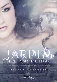 Autora Bia Carvalho - Jardim de Escuridão
