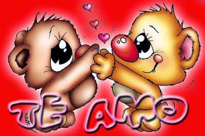 peluches de amor