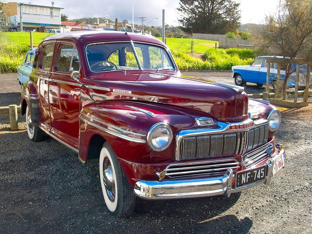 Sudeettisalolainen muodot kuriin fordissa for 1946 mercury 4 door sedan