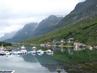 Départ pour la Norvège ! (été 2008)