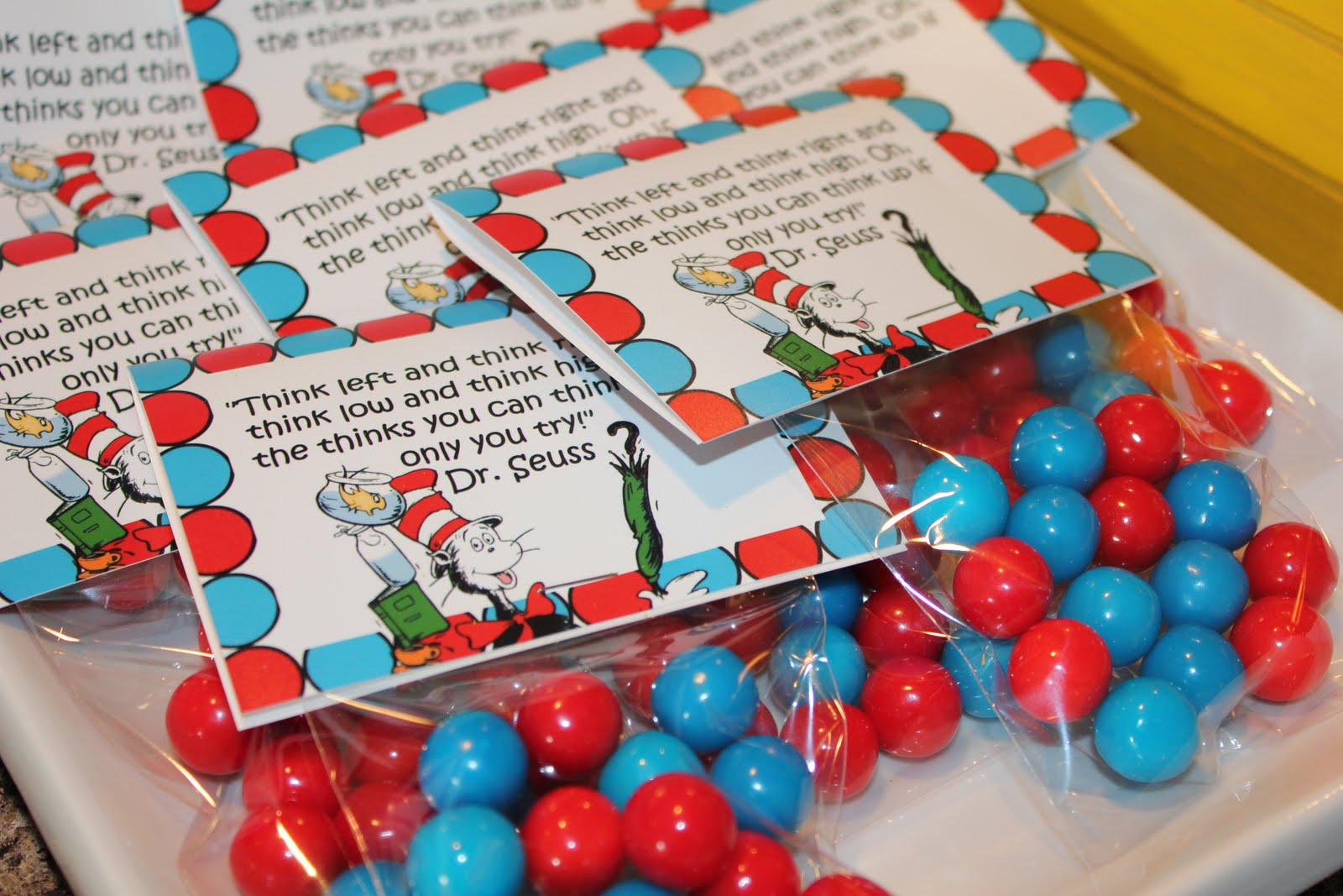 Attractive Baby Shower Bulk Candy Part 10 Awesome. Dr Suess Baby Shower ...