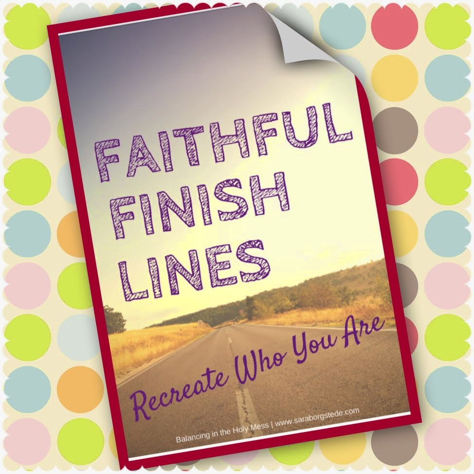 A Faithful Finish Lines Participant!