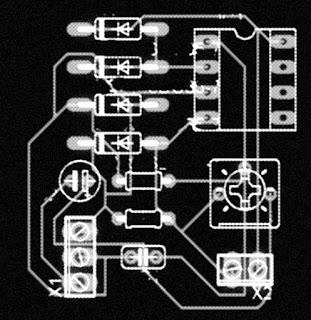 headset amplifier PCB design