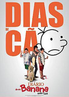 Download Filme Diário de um Banana – Dias de Cão – DVDRip AVI Legendado