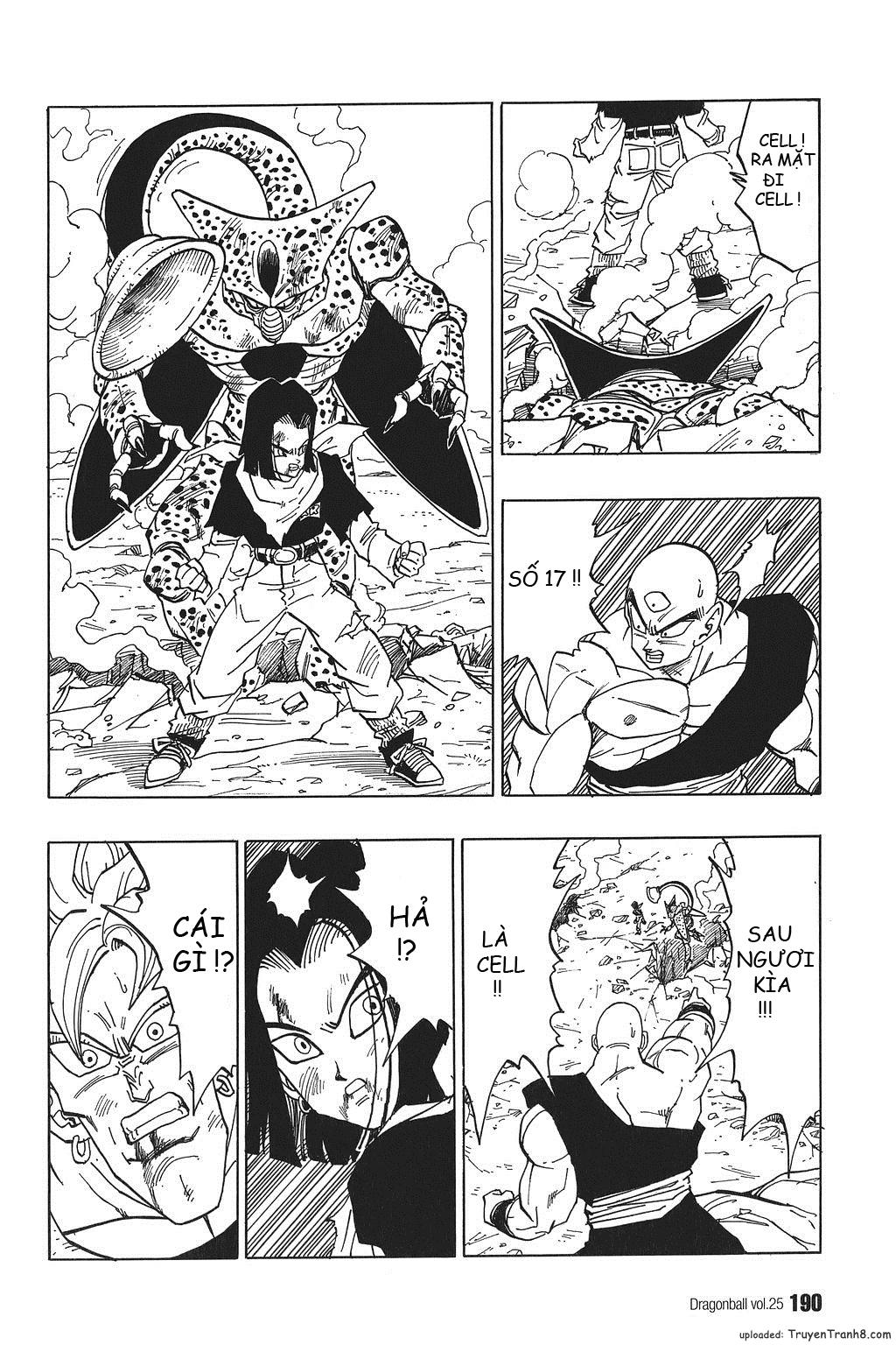 xem truyen moi - Dragon Ball Bản Vip - Bản Đẹp Nguyên Gốc Chap 372