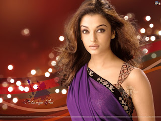 Cute Model Aishwarya Rai Hot desktop HD wallpapers 2012