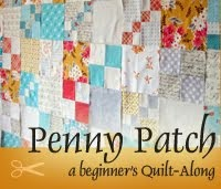 penny patch quiltalong