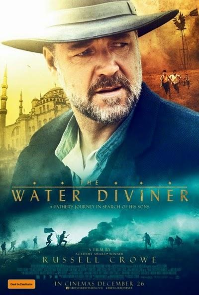 النجم روسيل كرو في فيلم الحرب الرائع The Water Diviner 2014 + Torrent + Online