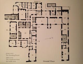 Lanhydrock Floorplan