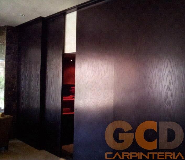 Armario empotrado realizado por GCD carpintería