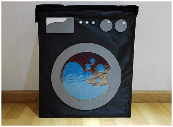 La neurona del manitas customizar el cesto de la ropa sucia - Cestos para ropa sucia ...