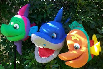 Titeres peces
