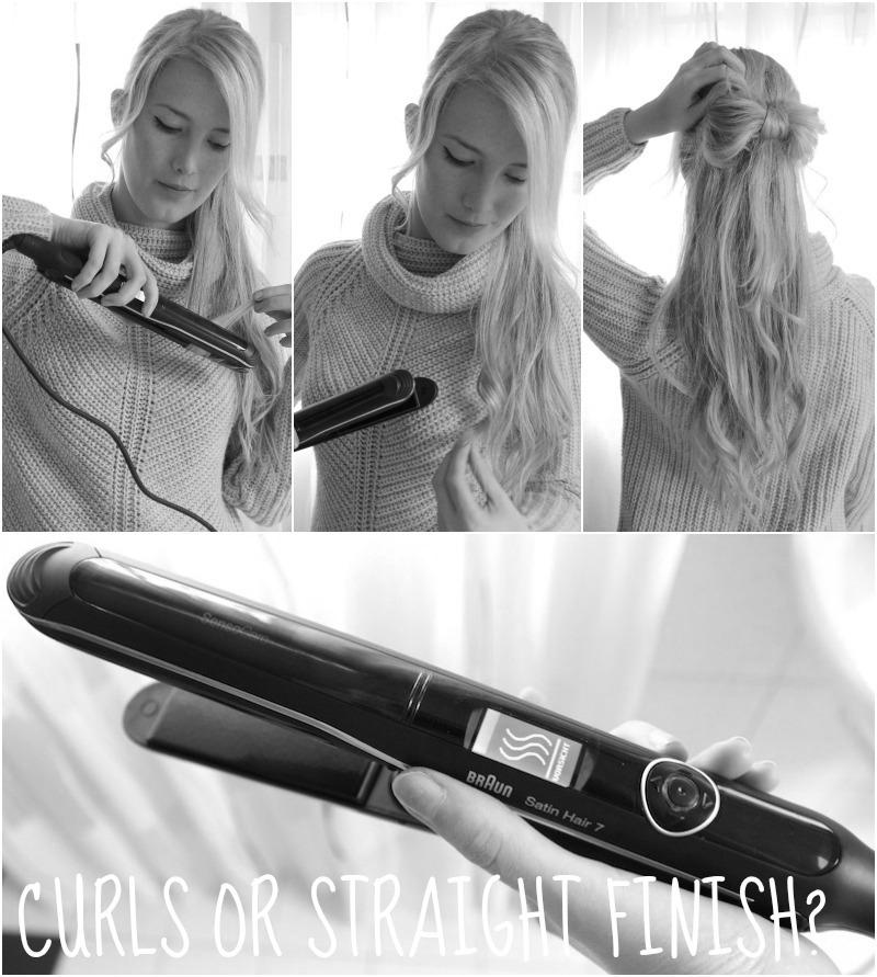 Braun Hairstyle Haarpflege Satin Hair 7 Hairstyler glätten locken