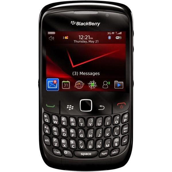 Spesifikasi dan Harga Baru BlackBerry Curve 8530 CDMA