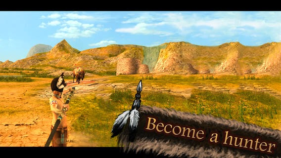 Evolution Indian Hunter apk game