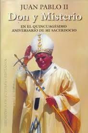 Libro: Don y misterio de Juan Pablo II