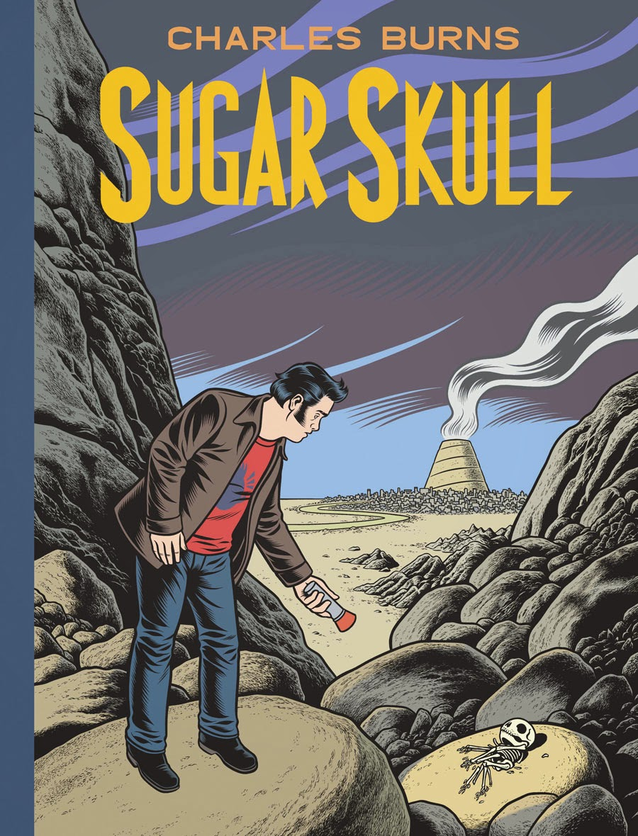 Sugar Skull - Charles Burns