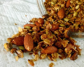 Recently- NY Times Olive Oil Granola