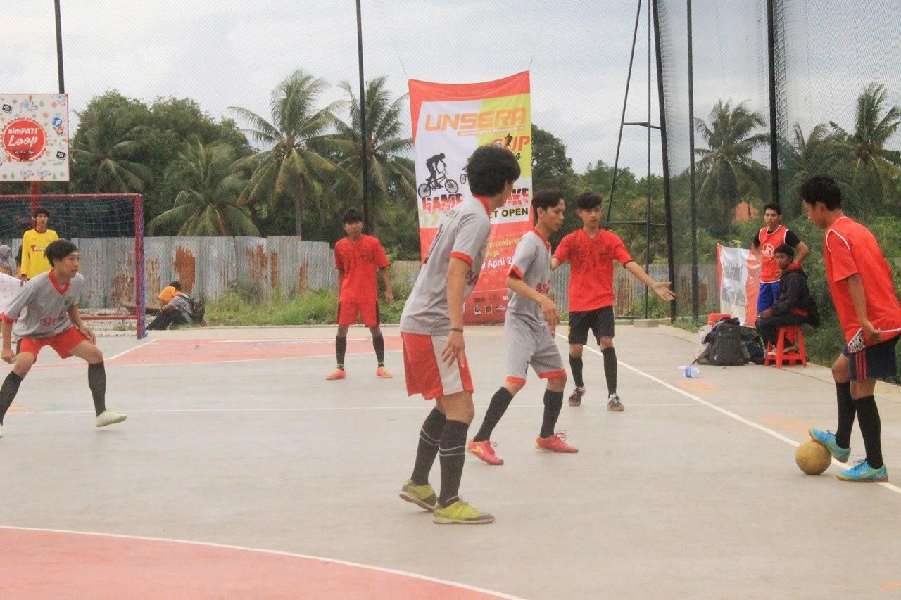 Lomba Futsal Unsera Cup