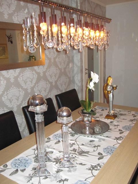 Silver Home: Stuen vår