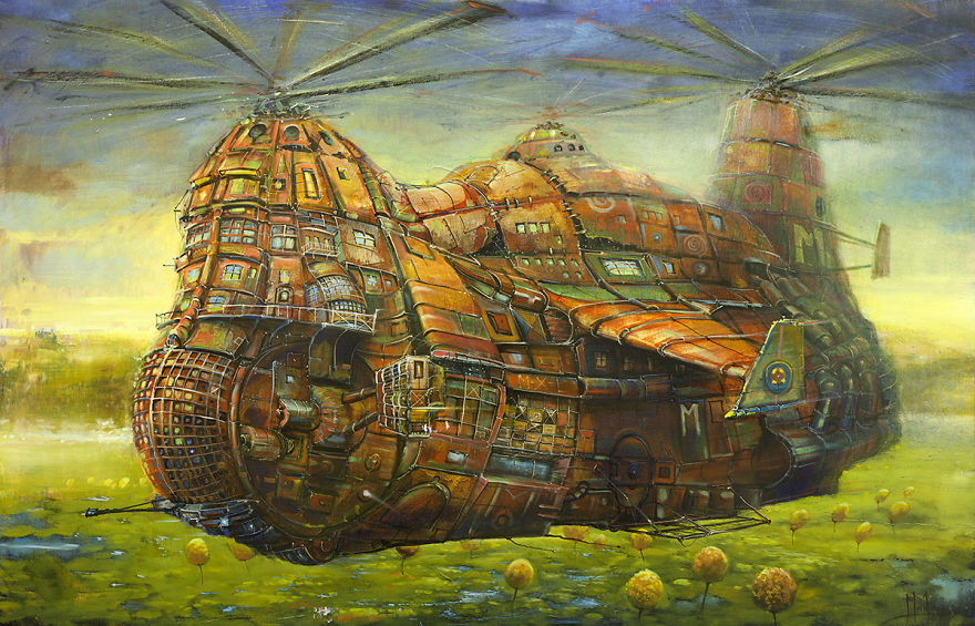 01-Airship-Modestas-Malinauskas-Machines-Using-a-Surreal-Mode-of-Propulsion-www-designstack-co
