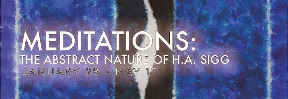 Meditations: The Abstract Nature of H.A. Sigg