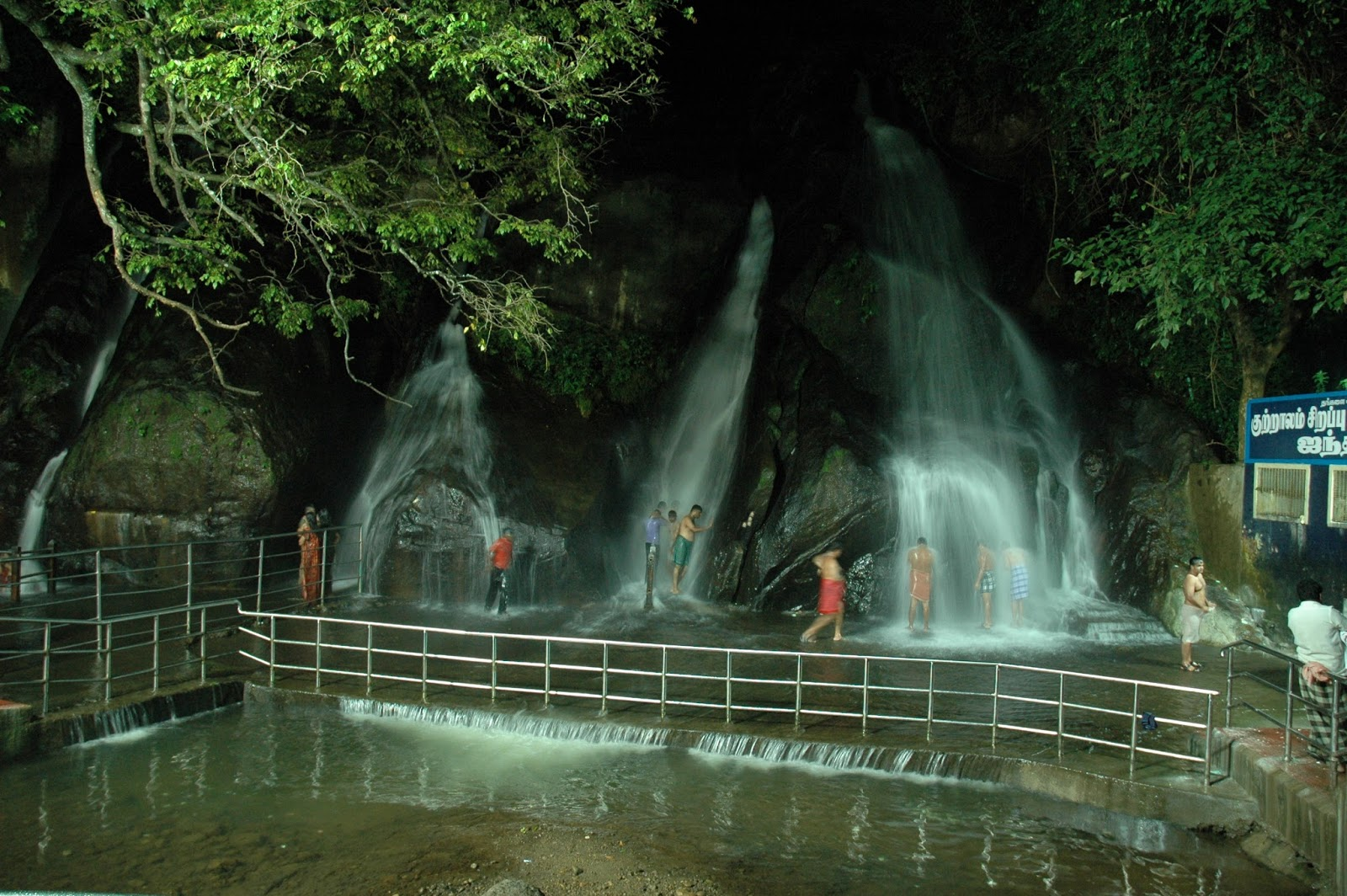 Courtallam India  city photos : Courtallam Waterfall City Of Tamil Nadu | India Tourism