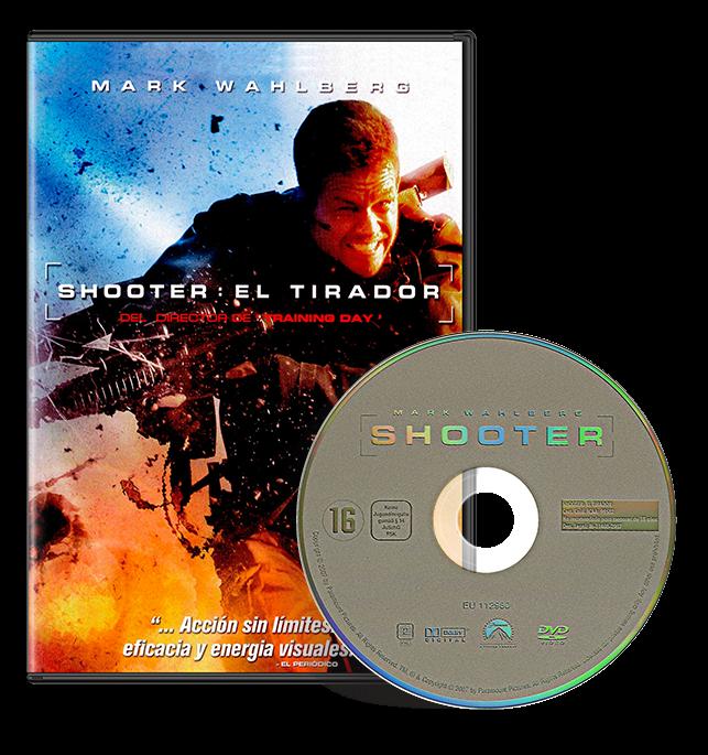 Shooter - El Tirador (2007) [DVD Full] (DVD5)