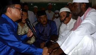 Abanda Jadi Mualaf