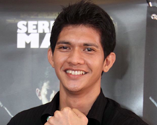 Foto Iko Uwais - The Raid