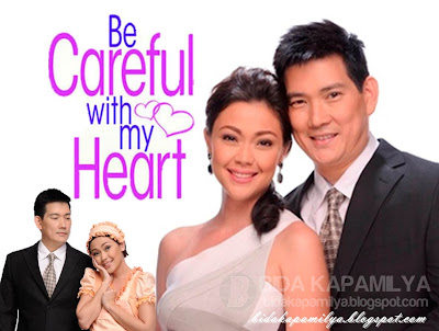 Kantar Media TV ratings (July 10-12): Be Careful With My Heart is Number 1 Daytime program